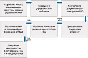 Регистрация НКО. Пошаговая инструкция