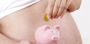 Пособие по беременности и родам для неработающих беременных и безработных матерей в 2018