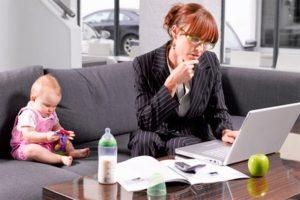 Особенности увольнения женщины с ребенком